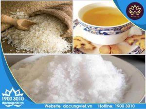 Cúng giao thừa có cần gạo muối không 1